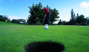 ゴルフデスク